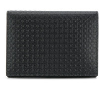 Portemonnaie mit Gancini-Muster