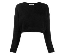 'Your Wings' Intarsien-Pullover