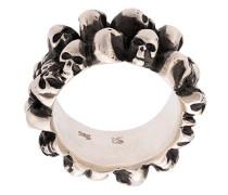 multiple skulls ring