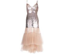 Bardot flared dress