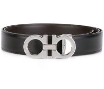 gancini buckle belt set