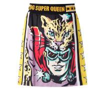 """Rock mit """"Super Queen""""-Print"""