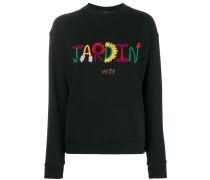 'Jardin' Pullover