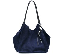 Extra Large Suede Tote