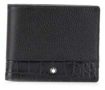 Portemonnaie mit Kroko-Optik