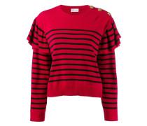 RED(V) Gestreifter Pullover