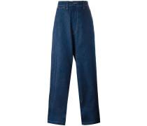'Field' Jeans mit weitem Bein
