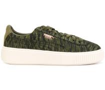 'Basket' Canvas-Sneakers