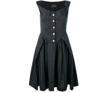 corset-style dress