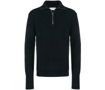 'Rikard' Pullover mit Reißverschluss