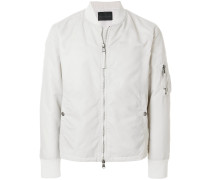 cropped lightweight jacket
