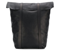open top backpack