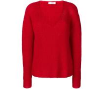 Pullover mit tiefer Schulter