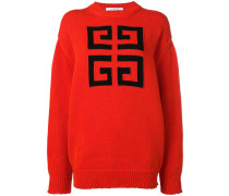 '4G' Pullover