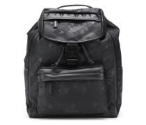 Rucksack mit eingeprägtem Muster