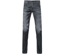Skinny-Jeans mit Waschung