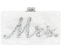 Jean Mrs. clutch bag