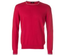 Pullover mit kontrastierenden Details