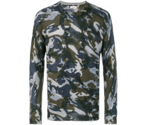 'Kennedy' Camouflage-Pullover