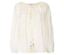 printed design blouse