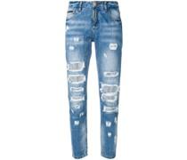 'Geniust' Boyfriend-Jeans