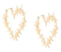'Electric Heart' Ohrringe