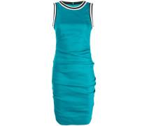 Kleid mit Kontrastborten