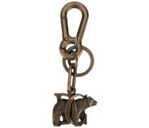 Schlüsselanhänger mit Bär-Anhänger