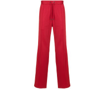 two tone track pants