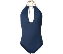 halter neck swim suit