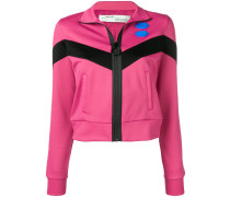 Cropped-Trainingsjacke