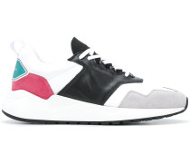 colour block sneakers