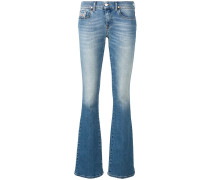 Jeans in Stonewash-Optik