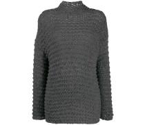 Locker gestrickter 'Gemmi' Pullover