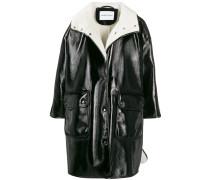 Mantel im Oversized-Look