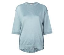Pullover mit halblangen Ärmeln