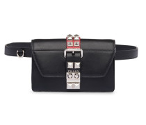 Elektra leather belt bag