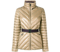 Refined Gloss down jacket