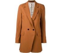 Mantel mit Dreiviertelarm