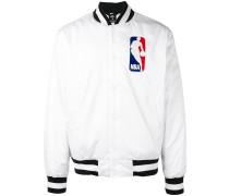 SB X NBA bomber jacket