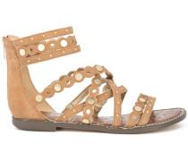 Geren stud embellished strappy sandals