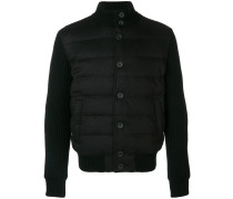 padded front jacket