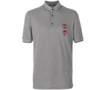 Poloshirt mit Designer-Patch