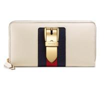 Brieftasche aus Leder