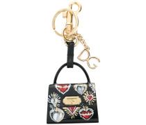 bag motif keychain