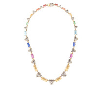 Caterina multi geometric necklace