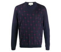 Pullover mit GG-Muster