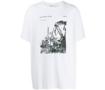 'Ruined Factory' T-Shirt