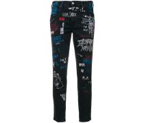 'Babhila' Skinny-Jeans
