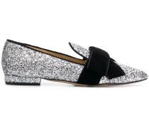 Loafer mit Glitter